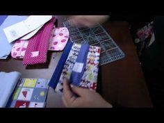 Mulher.com 08/07/2015 Regina Heitor - Bolsa necessarie porta remédios Parte 1/2 - YouTube