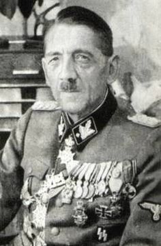Artur Gustav Martin Phleps (29 November 1881 – 21 September 1944) was an Austro-Hungarian, Romanian and German army officer who held the rank of SS-Obergruppenführer und General der Waffen-SS (lieutenant general) in the Waffen-SS during World War II. An Austro-Hungarian Army officer before and during World War I, he specialised in mountain warfare and logistics, and had been promoted to Oberstleutnant (lieutenant colonel) by the end of the war. During the interwar period he joined the Romanian A Interwar Period, Prinz Eugen, Central And Eastern Europe, Military Officer, Austro Hungarian, The Third Reich, German Army, Luftwaffe, World War Ii