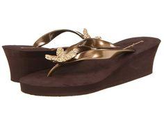 e5a827de86929d TOMMY BAHAMA Bihimi Starfish Sandals Bronze  39 FREE WORLD SHIPPING (Whole  Sizes 5-11