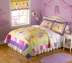 Looking for ideas to help you decorate your girl's bedroom? Here are pictures of some of the sweetest bedroom themes around for little girls. From princess themes to daisies, these are little girl bedroom themes you'll want to see. Beautiful Bedroom Designs, Girl Bedroom Designs, Bedroom Themes, Bedroom Decor, Bedroom Ideas, Bedroom Wall, Bedroom Ceiling, Cute Girls Bedrooms, Teenage Girl Bedrooms