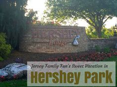 Get the details on Jersey Family Fun's sweet vacation to Hershey Park. We're sharing our experiences at the Hershey Lodge, Hershey Park, and on dining in Hershey.    New blog posts from our most recent travel will be added from June 22-June 26.