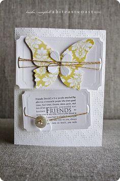 friends card.  keisha campbell