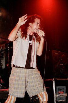 Mookie Blaylock (aka Pearl Jam) · Feb 15, 1991 - Tony Alves (omg)