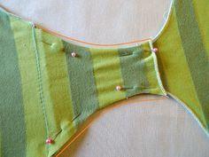 Panty Tutorial: Cómo coser la ropa interior