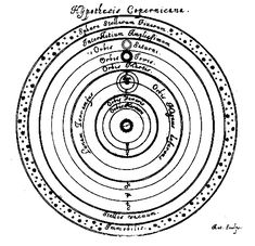 Medieval and Renaissance Astronomy including Copernicus' model and others.