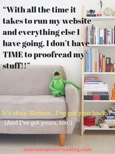 proofread my website