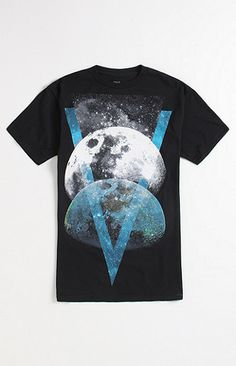 On The Byas - Space Invaders Crew Tee