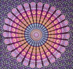 Fashiana Surya Hippie Mandala Tapestry