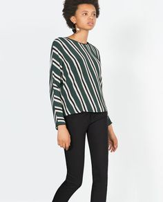 SEAMED TROUSERS WITH ZIPS-View All-TROUSERS-WOMAN-SALE | ZARA United States