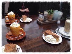 Lekker koffie met iets lekkers bij de Miggelenberg!