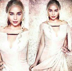 Daenerys Targaryen...Queen of The Andals...Khaleesi of the Dothraki...The stormborn...Mother of Dragons