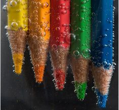 30 Fantastic Photos of Pencils