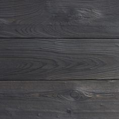 MONOGATARI from the CHARRED collection by reSAWN TIMBER co. features cypress burnt in the Japanese style of shou sugi ban.