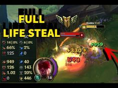 những pha xử lý hay LEE SIN FULL LIFE STEAL!! S+ every game! Insane DAMAGE! [ League of Legends ] - http://cliplmht.us/2017/06/13/nhung-pha-xu-ly-hay-lee-sin-full-life-steal-s-every-game-insane-damage-league-of-legends/