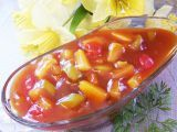 My most favorite Sweet and Sour Sauce. I often add pineapple, sliced green pepper and maraschino cherries. You can use it as a dipping sauce or add it to cooked meat or poultry. Best Sweet And Sour Sauce Recipe, Sour Recipe, Sauce Recipes, Cooking Recipes, Vegetarian Recipes, Healthy Recipes, Sweet N Sour Chicken, Crispy Chicken, Asian Recipes