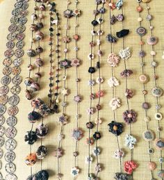 Sophie Digard necklaces