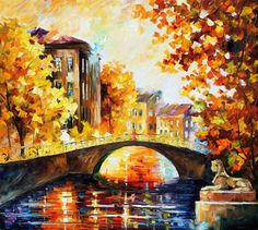 FALL RIVER - LEONID AFREMOV