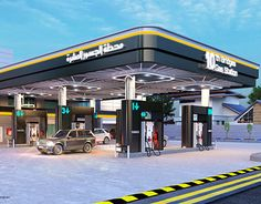 "Check out new work on my @Behance portfolio: ""10th Bridges Gas Station Proposal"" http://be.net/gallery/35868879/10th-Bridges-Gas-Station-Proposal"