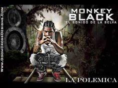 Monkey Black - La Polemica Freestyle 2010