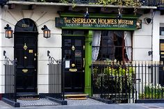 Home of Sherlock Holmes London - England. Good place for this trip?