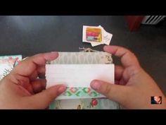 Happy mail flip book