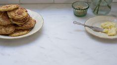 (Cauliflower) Cottage Pancakes