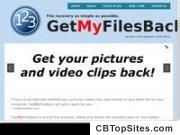 GetMyFilesBack Home | GetMyFilesBackGetMyFilesBack | Worlds Simplest file recovery tool