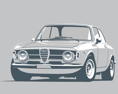 There really is no modern equivalent of 1960s European coupés. Their stance and proportions beautifully convey a machine which begs to be driven, but their line work maintains a sense of class and ele