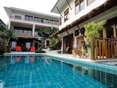 4-Bed Bophut Hills Seaview Pool Villa --- from 350$ per night --- Koh Samui Luxury Real Estate