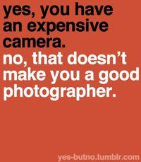 You need to have a good imagination and photography skills to become a good photographer.