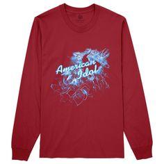 American Idol Shattered 2 Long Sleeve T-shirt