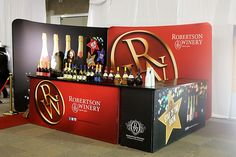 Robertson Winery showcases their wines at the 10th TOPS at SPAR Soweto Wine and Lifestyle Festival