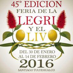 Feria de la Alegría y del Olivo del 30 de enero al 14 de febrero de 2016 #CDMX  | Curiosidades Gastronómicas