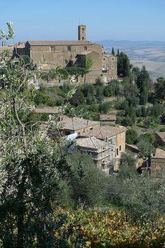 Montalcino, Italy