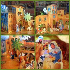 Christmas in Bethlehem - Nativity Scene