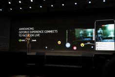 using the Experience will now be able to broadcast directly to Event Signage, Stream Live, Mass Effect, Cool Gadgets, New Technology, Social Media Marketing, Tech News, Facebook, Easy