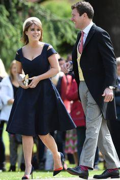 Princess Eugenie of York - TownandCountrymag.com