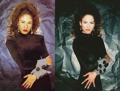 First off, let's talk about how crazy insanely similar Jennifer Lopez looked to the one true queen, Selena Quintanilla-Pérez.