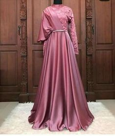 48 trendy fashion style women hijab maxi dresses