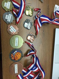Bakeoff Medals