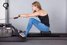 Plus the 5 most common mistakes (and how to fix them). #rowing #cardio #exercise https://greatist.com/move/how-to-use-a-rowing-machine