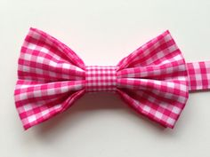 Kids Pink Gingham co