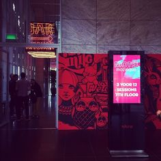 """@nhow Rotterdam's photo: """"Temples starting in 10 minutes! #thisisnhow #mm14 #motelmozaique"""""""