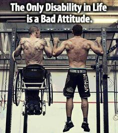 All about the attitude