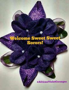 african violet corsage by violetsplus on etsy delta