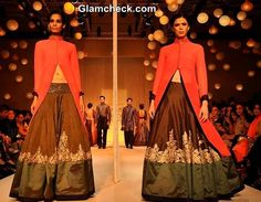 Manish Malhotra show Lakme Fashion Week Winter- Festive 2013