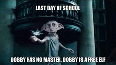 Or about 3 months before school actually ends. We are not done yet. Your grades and behavior still count.