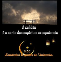 Entidades Ciganas da Umbanda (Clique Aqui) para entrar.: SOLIDÃO