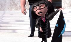 """""""This is a hobo suit, darling. You can't be seen in this. I won't allow it!"""" - Edna Mode Quotes <3"""