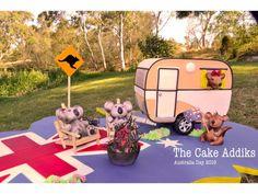 Australian Day ... Oi Oi Oi - Cake by thecakeaddiks